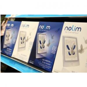 Carrefour Nolim packaging